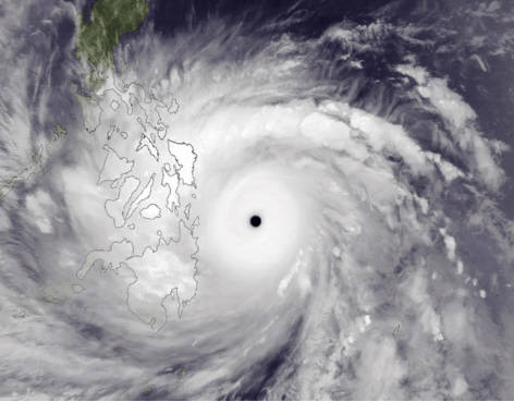 Typhoons Up To 14 Percent Stronger Under Moderate Climate Change