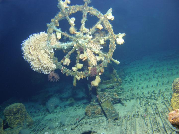 World War II 'Ghost Ship' USS Kailua Found Off Coast Of Hawaii