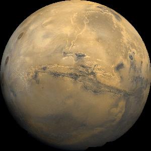 The Glaciers Of Mars