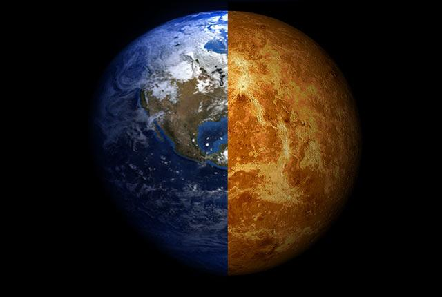 Life On Venus? Greenhouse Earth? It Could Have Happened