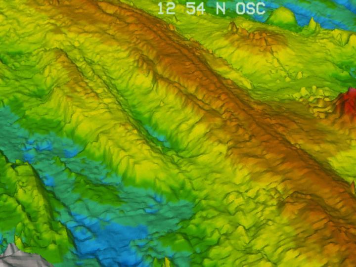 Earth Orbit Plus Seafloor Volcanoes Yield Climate Swings