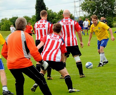 Walking Football - The Health Benefits Without The Injury