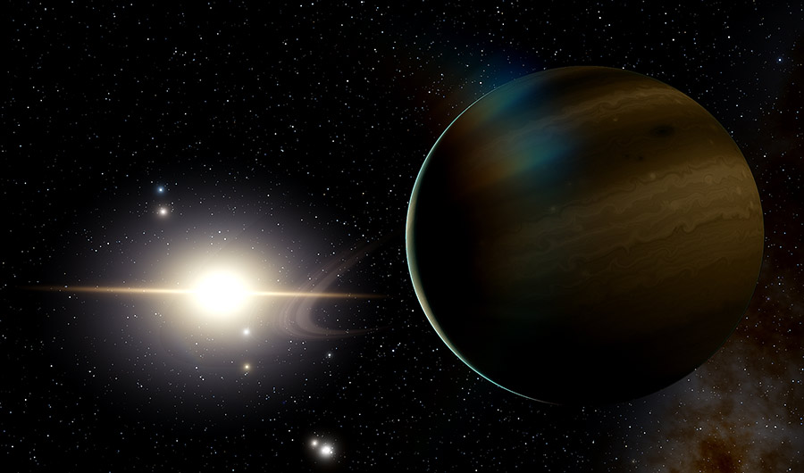 Discovered: WD 1586 B, A Planet That Survived The Death Of Its Star