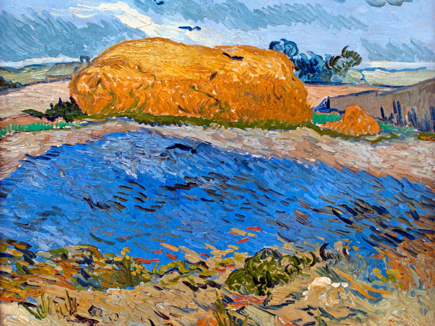 Plumbonacrite: The Red Lead Reason Van Gogh's Paintings Are Fading