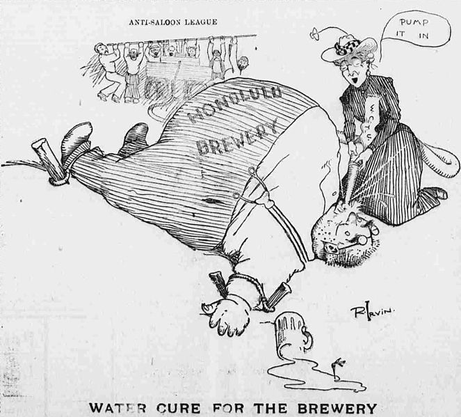On The 100th Anniversary Of Prohibition, The American Academy of Pediatrics Temperance Union Goes After Diet Soda