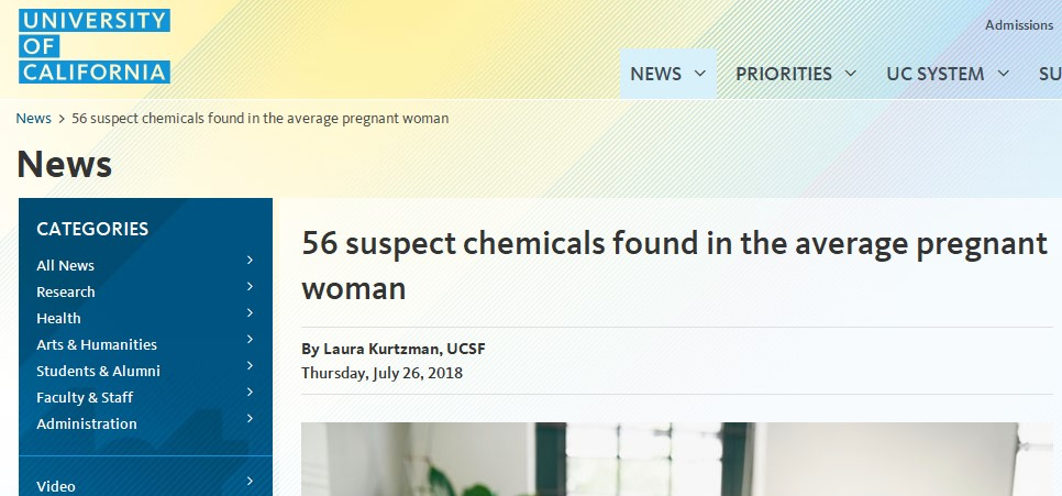 UCSF Publishes Its Annual 'Science May Be Killing Us' Paper