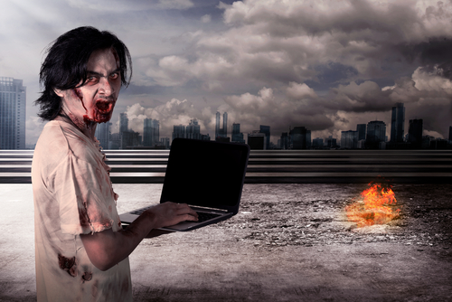 Forget Global Warming, We Must Act Now To Prevent A Zombie Apocalypse