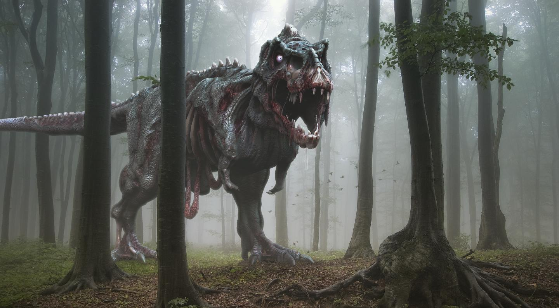 Paleontology Challenge: Zombie Fossils