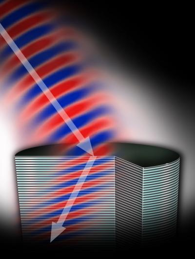 Metamaterials 'Wrong' Light Bending May Be Oh So Right