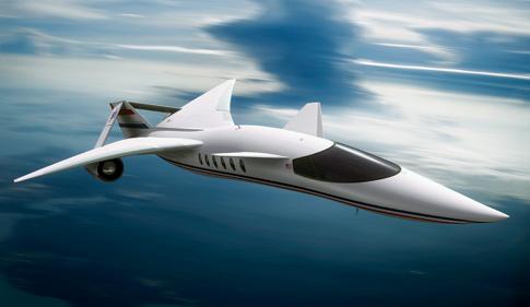 Quiet Supersonic Transport