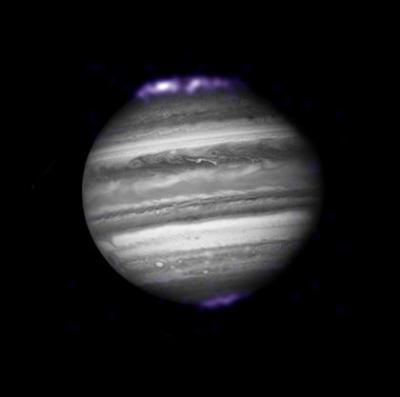 Chandra Examines Jupiter During New Horizons Approach