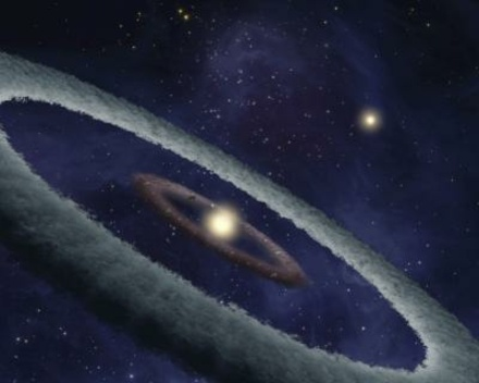 Solved: Mystery Of How Young Stars Can Be Near Black Holes