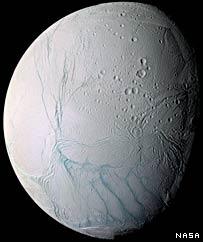 "Enceladus - ""Cosmic Graffiti Artist"""