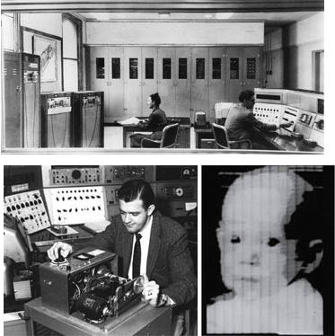 The First Digital Picture.Fiftieth Anniversary Of First Digital Image Science 2 0